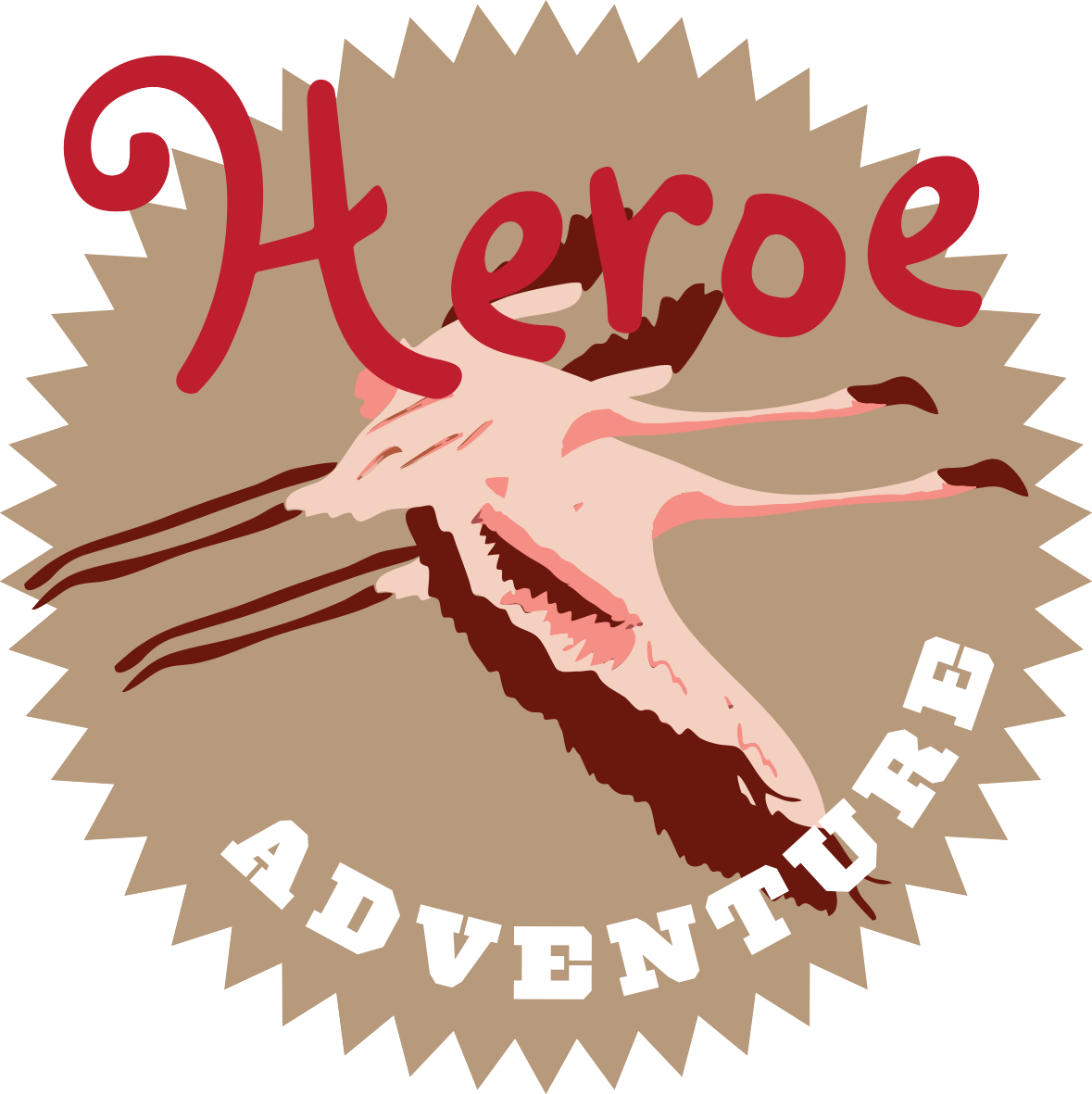 Hike clipart adventure tourism. Heroe safari tanzania specialist