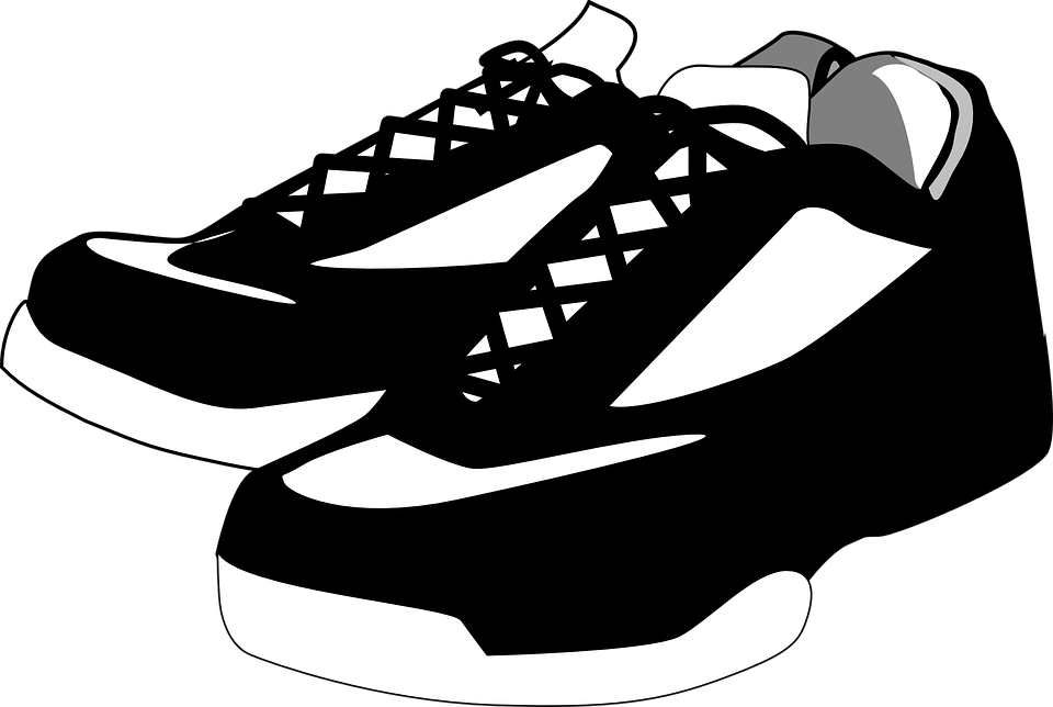 Trail clipart shoe. Hiking boot cliparts shop