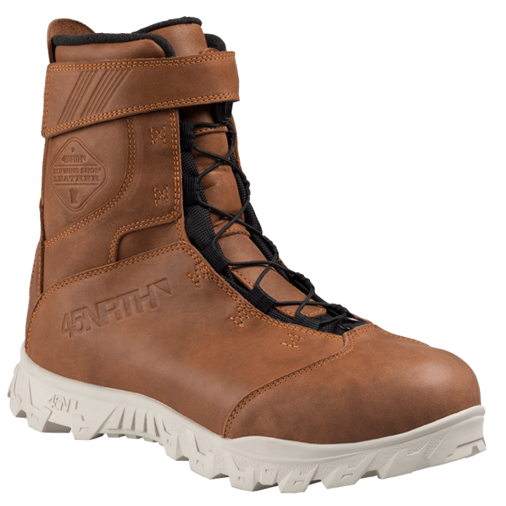 W lvhammer red wing. Hike clipart brown boot