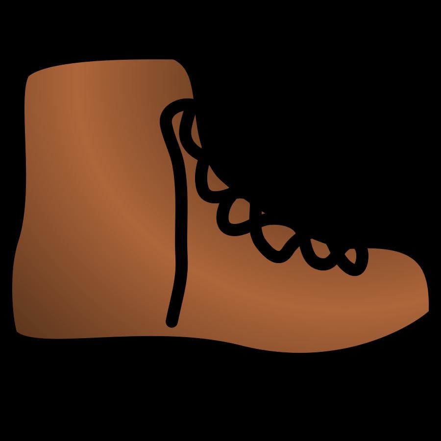 Hike clipart brown boot. Cowboy hiking steel toe
