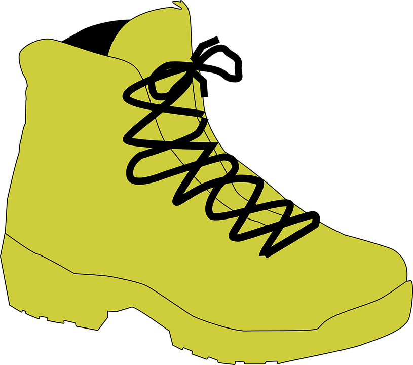 Boots desktop backgrounds hiking. Hike clipart cute