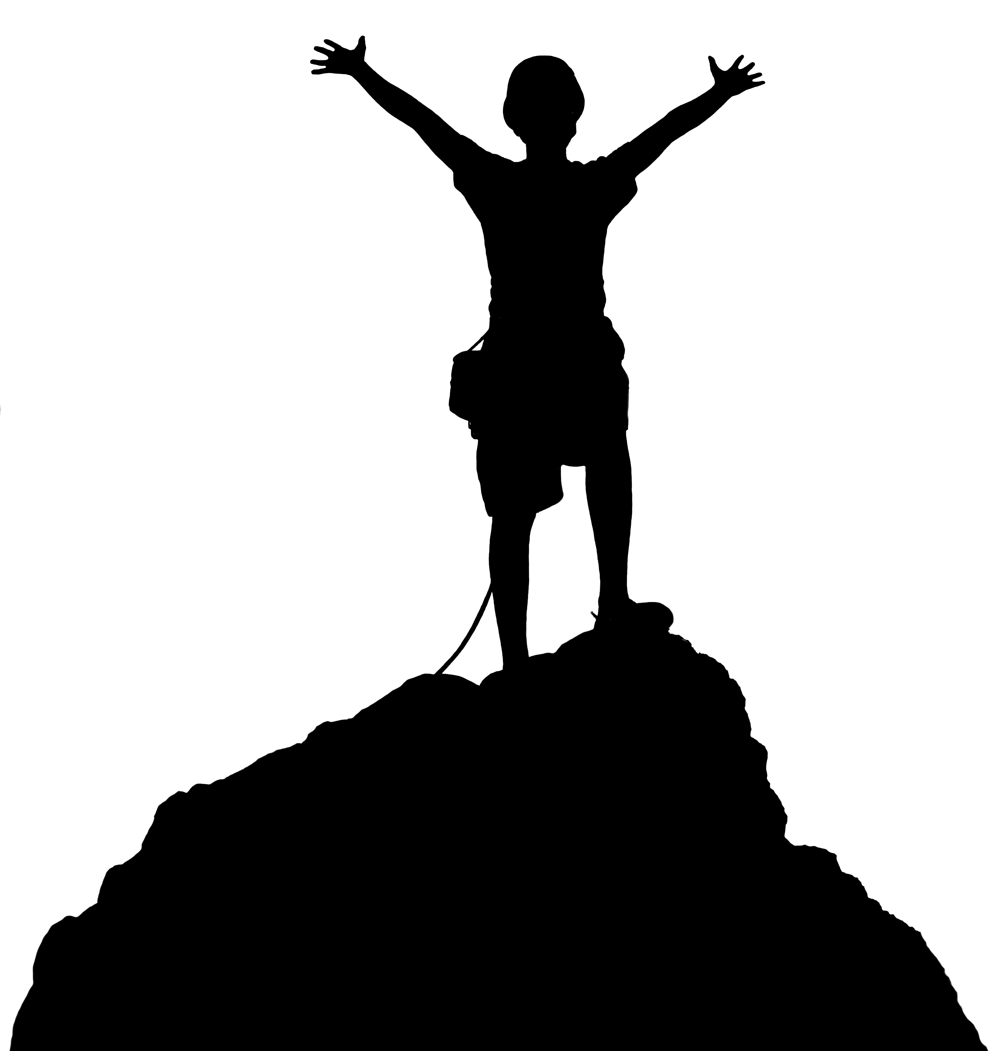 Free climb cliparts download. Hike clipart hill climbing