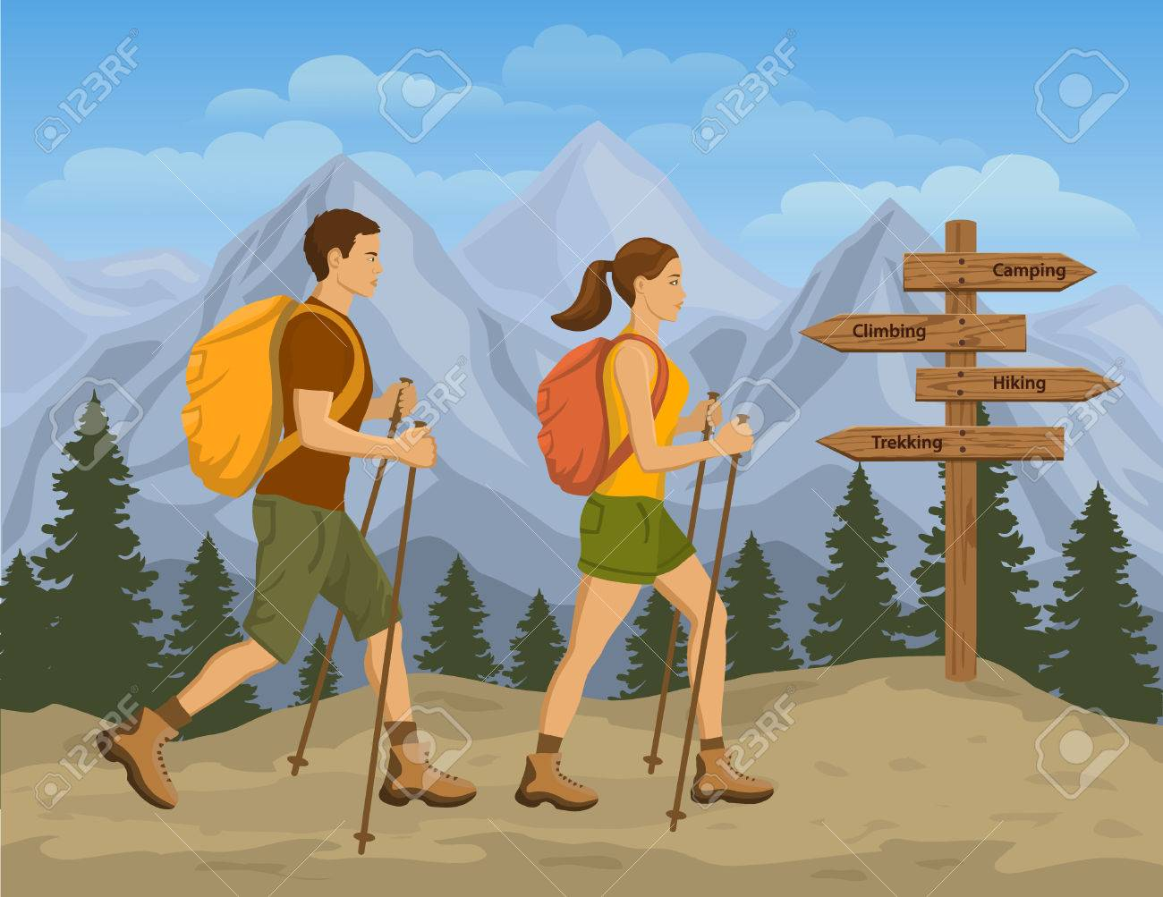Hike Clipart Montagne Picture 2813442 Hike Clipart Montagne