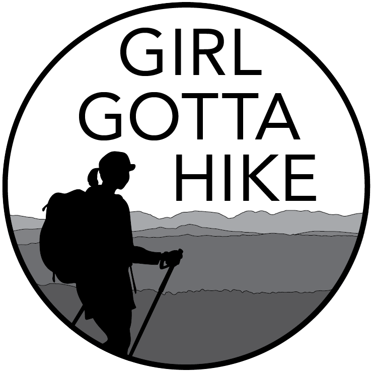 Hike clipart nature hike. Girl gotta ggh logo