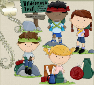 Hike clipart nature walk. Free cliparts download clip