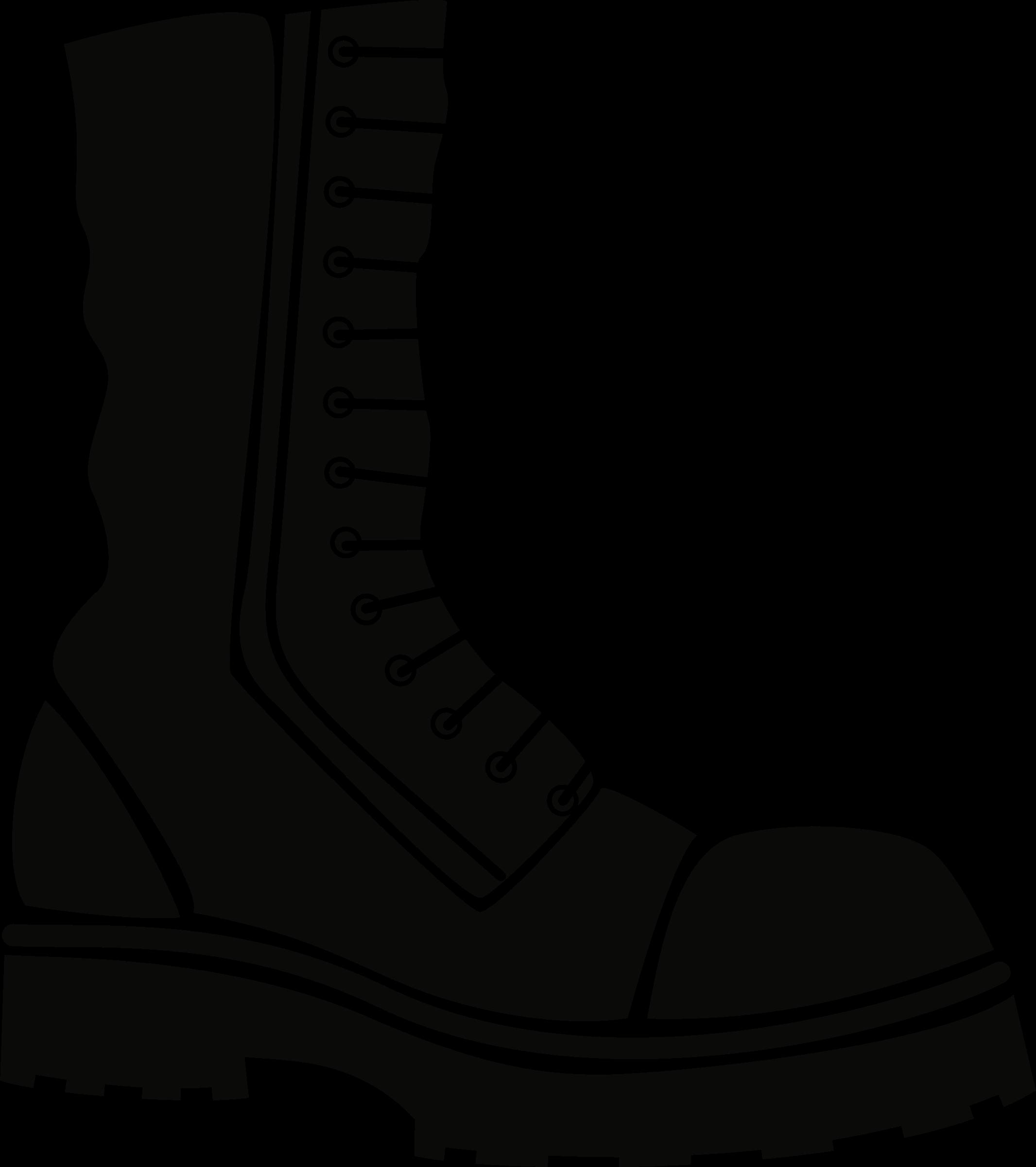 Hike sole shoe
