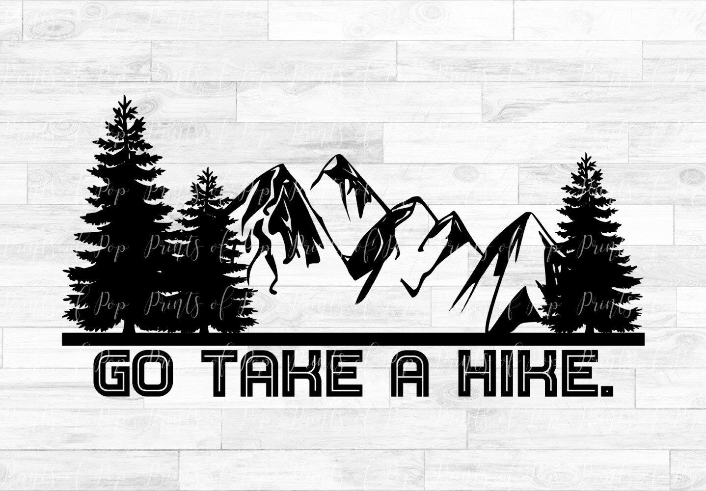 Pin on quotes . Hike clipart svg