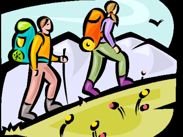 Free hiking take a. Hike clipart uphill