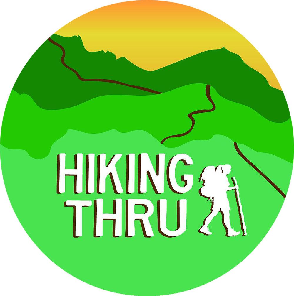 hike clipart walker