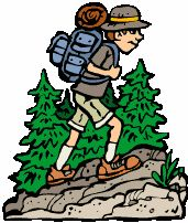 Hike clipart wandered.  best take a