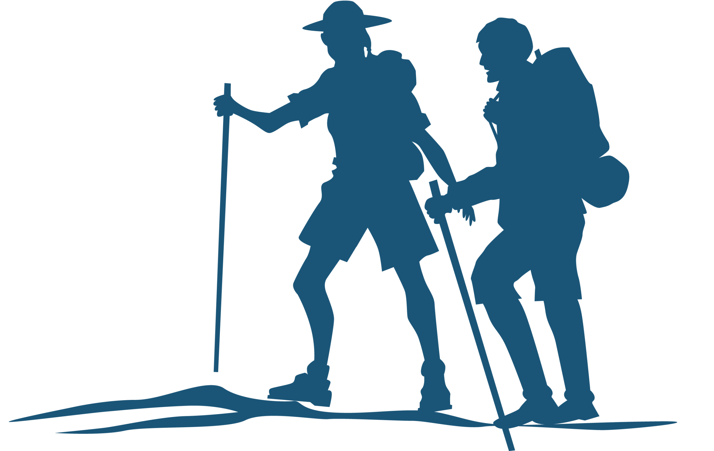 Hike clipart wandered.  explore and restore