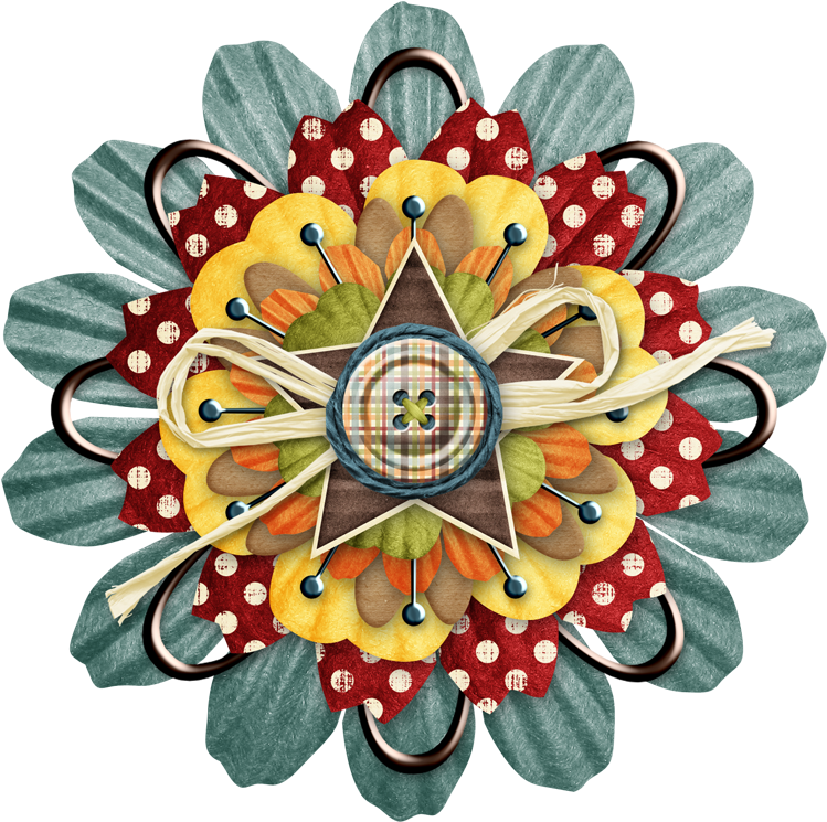 Jss happycamper layered flower. Hike clipart winter