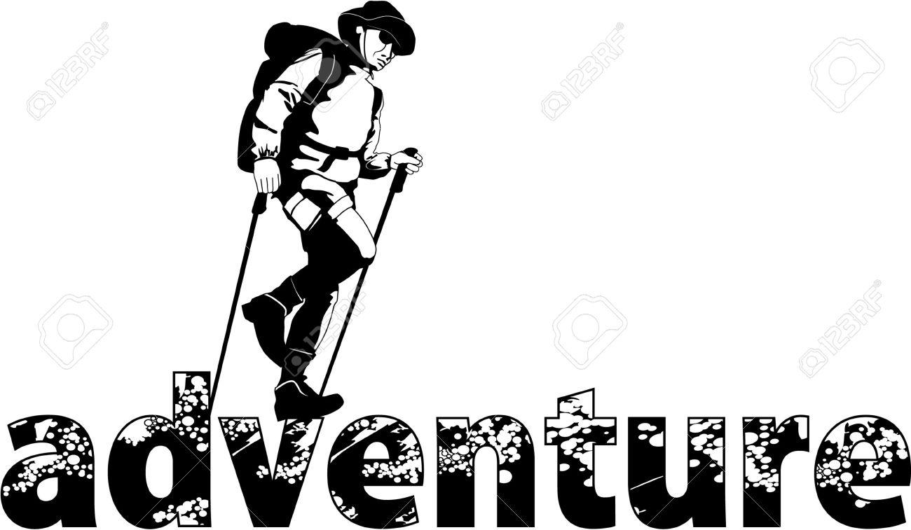 Boys girls club of. Hiking clipart adventure sport