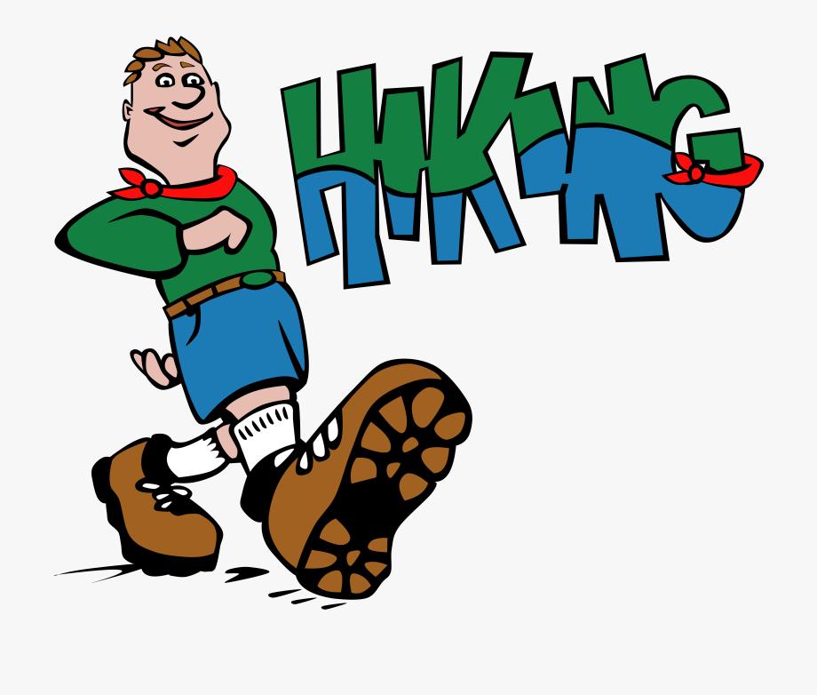 Showing post media for. Hiker clipart bushwalk