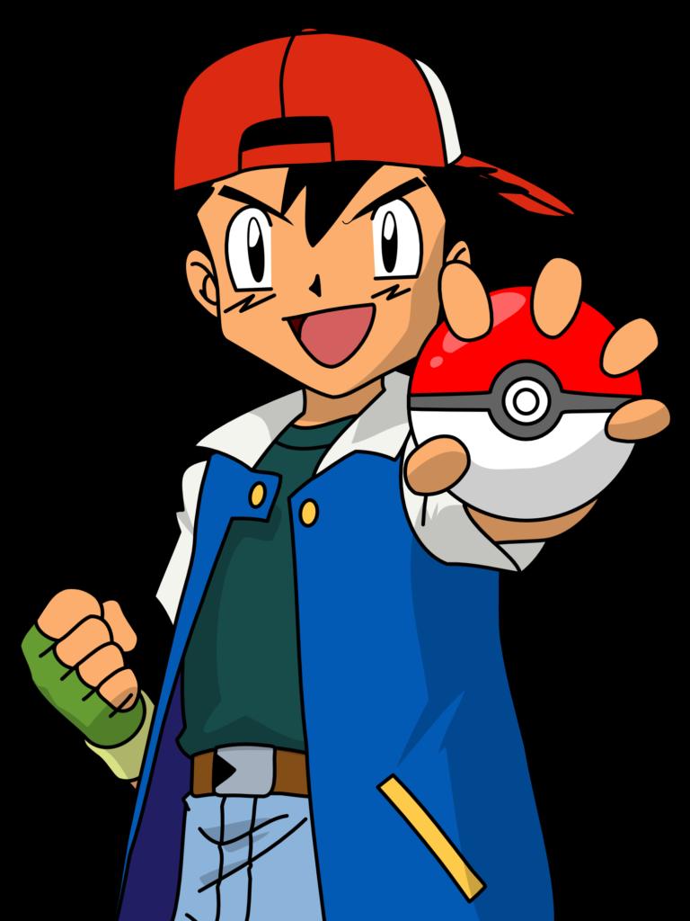 Pokeball clipart vector. Pokemon go welcome to