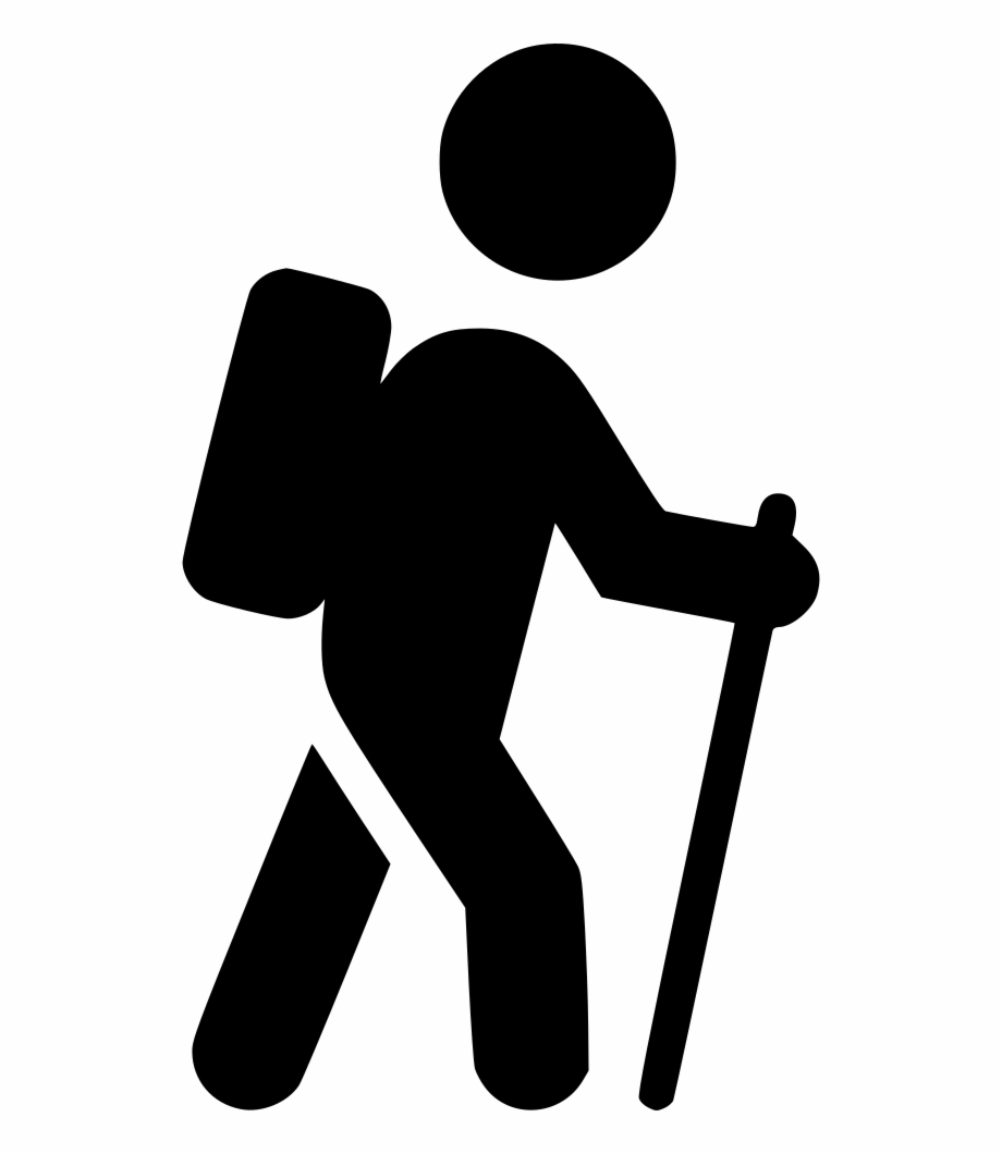 Png file svg pluspng. Hiker clipart loss memory
