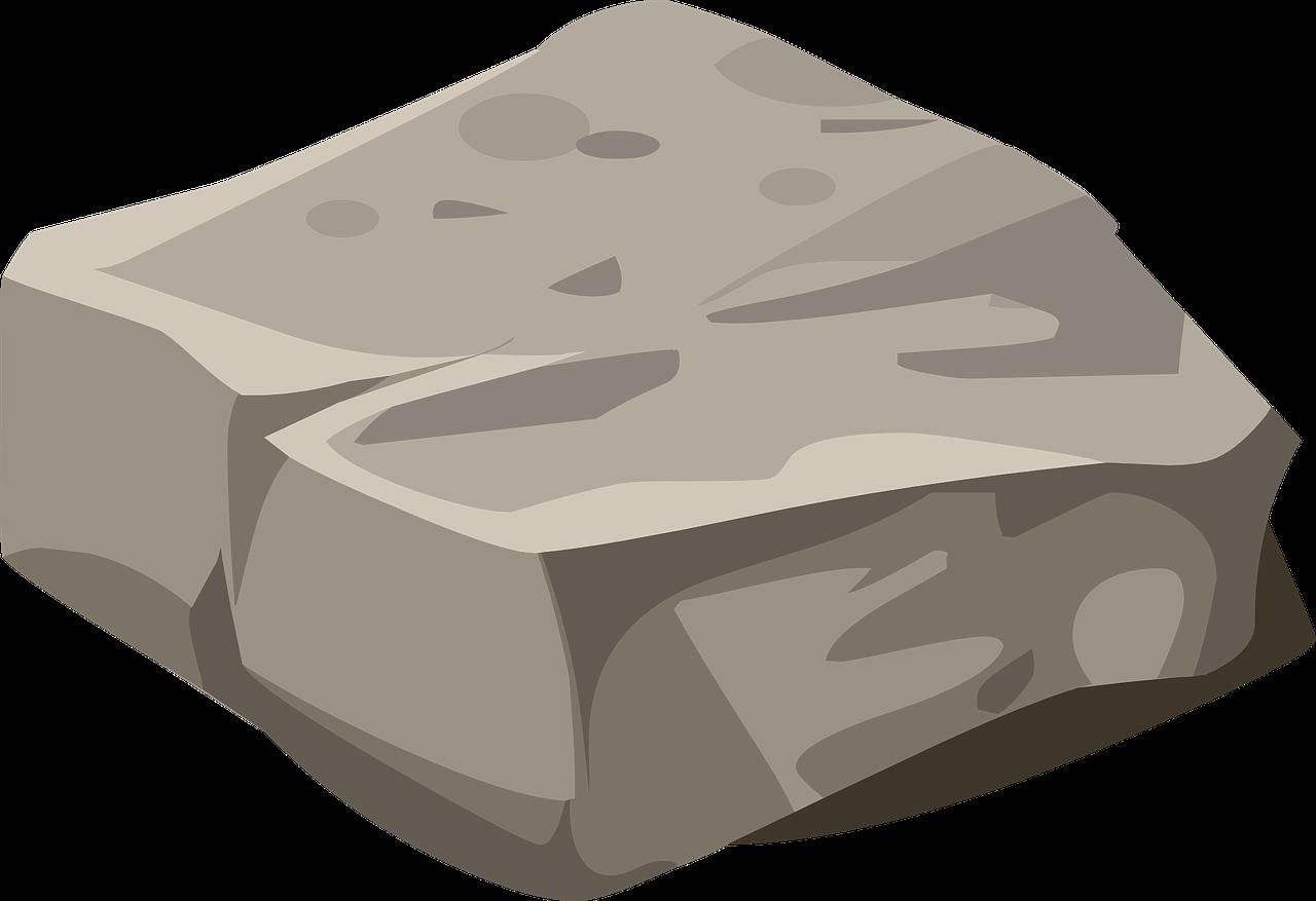 Rocks nature stone gray. Holidays clipart mountain