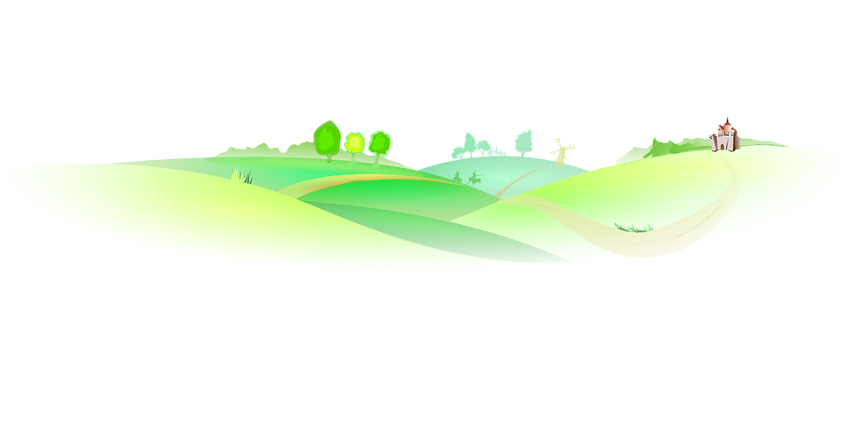 Hills clipart hill scenery. Countryside frames illustrations hd