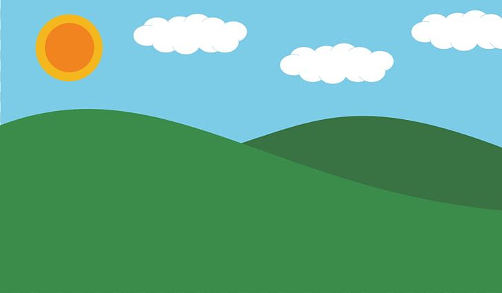 Hill clipart flat land. Free content website png