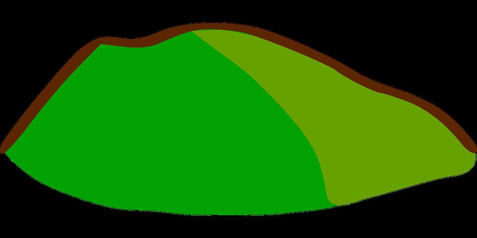Hills distant