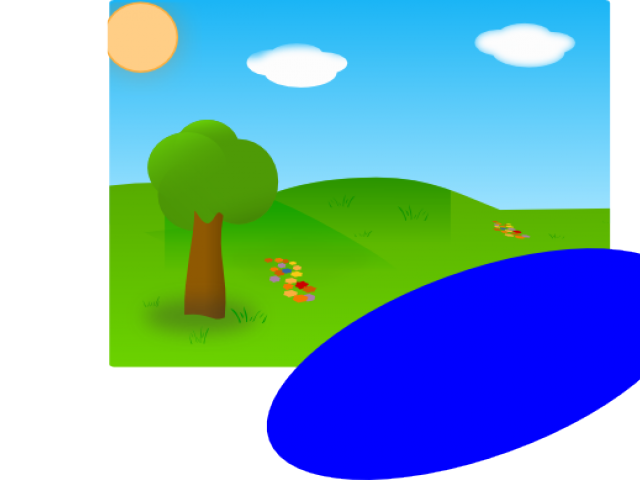 Lake clipart terrain.  huge freebie download