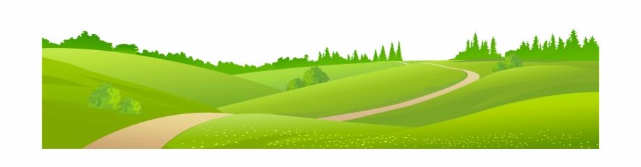 Png transparent background grass. Hills clipart valley