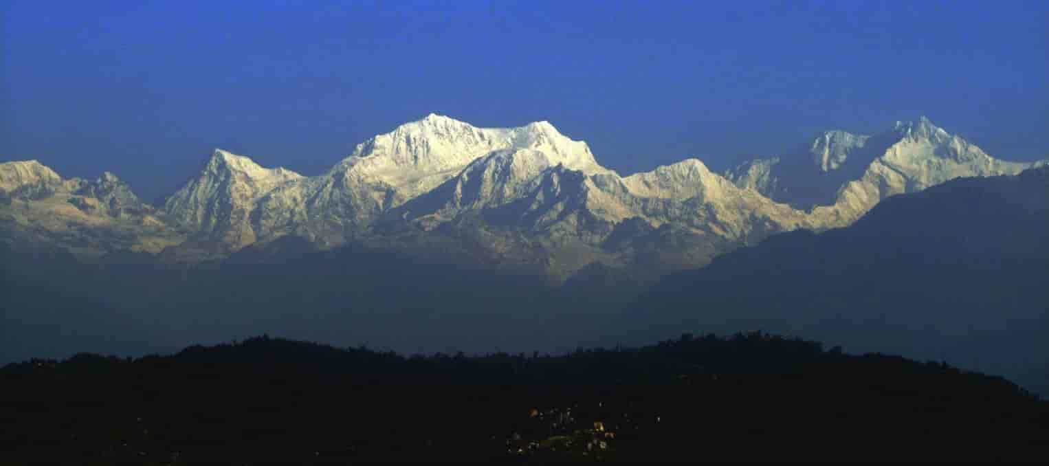 Hill clipart himalayan mountains. Kumaon himalayas holidays tours