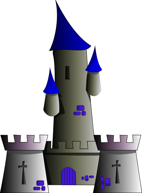 Hill clipart sand hill. Free cartoon castle pictures