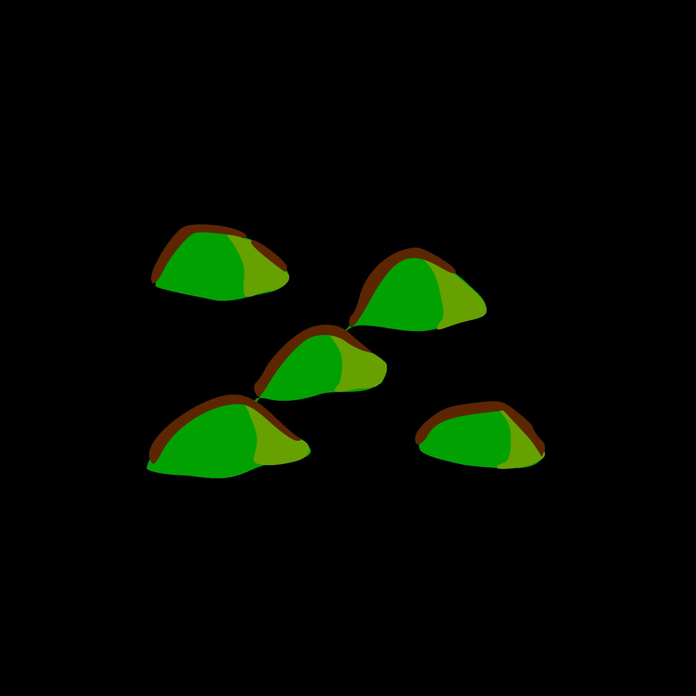 Rpg map symbols hills. Hill clipart small hill