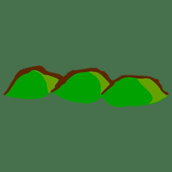 Hills clipart illustration. Map png transparent k