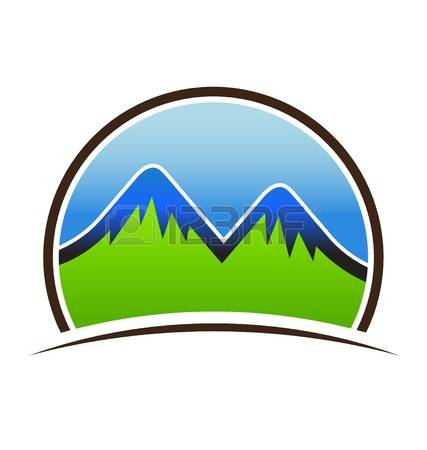 Hills clipart two mountain. Landforms free download best