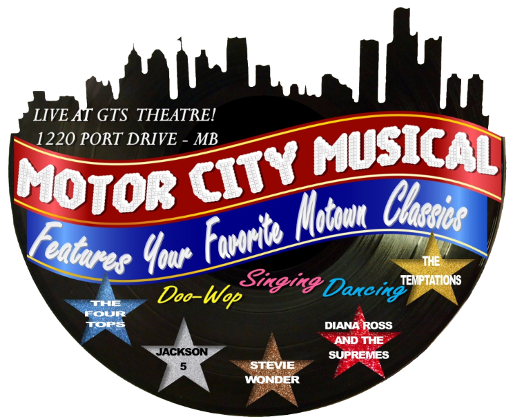 Theatre clipart live performance. Motown christmas tribute gts