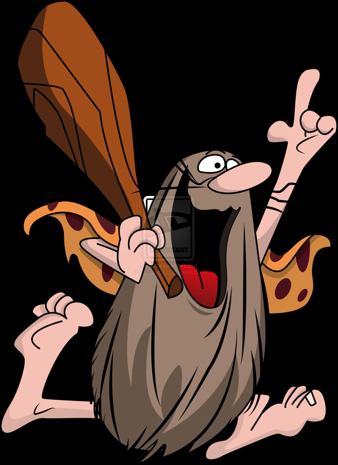 Hunting clipart caveman. Unga bunga captain could