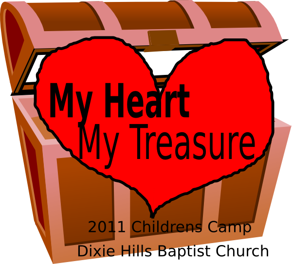 Hills clipart day. My heart treasure clip