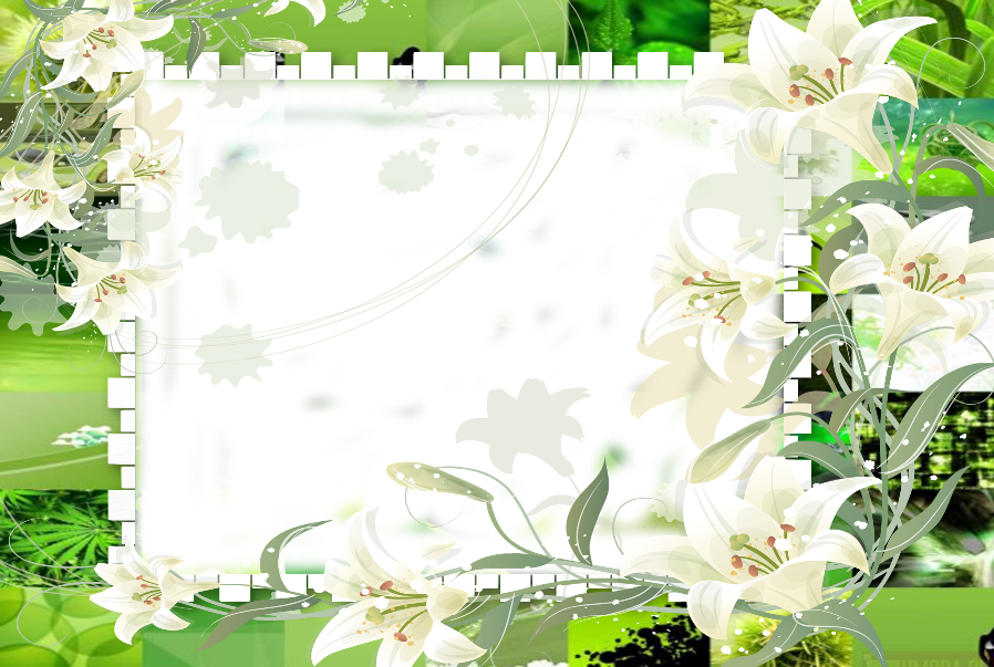 Free flowers graphic frames. Hills clipart outdoor background
