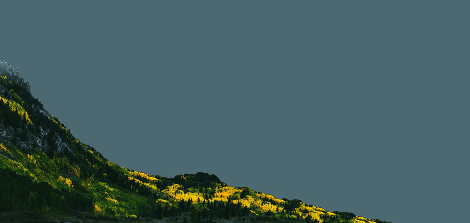 Spirits by oskar blues. Hills clipart tall mountain