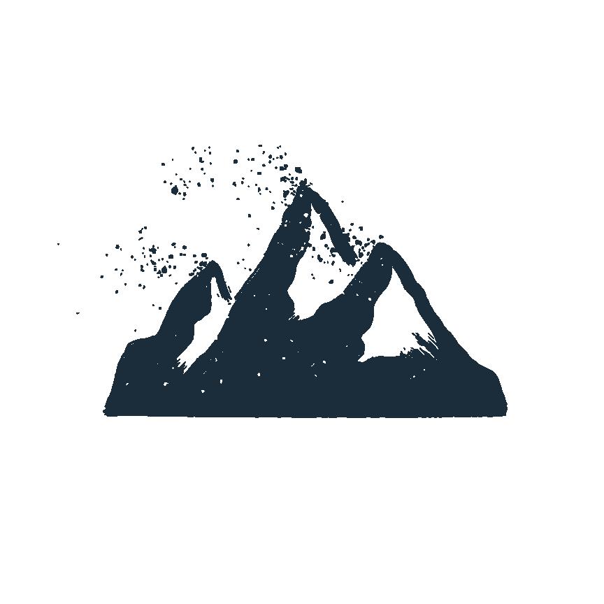 Ski banff lake louise. Hills clipart two mountain