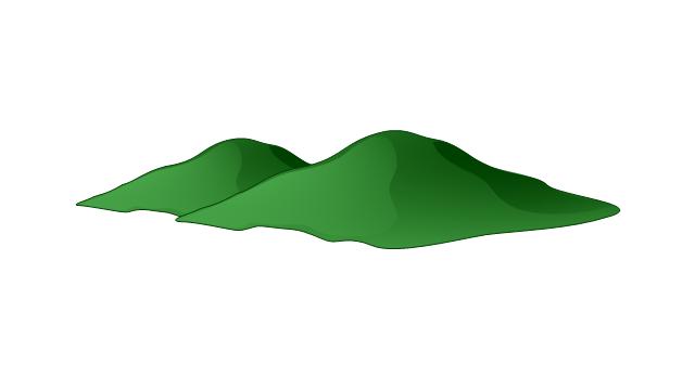 Free hill cliparts download. Hills clipart vector