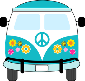 Hippy party clip art. Hippie clipart