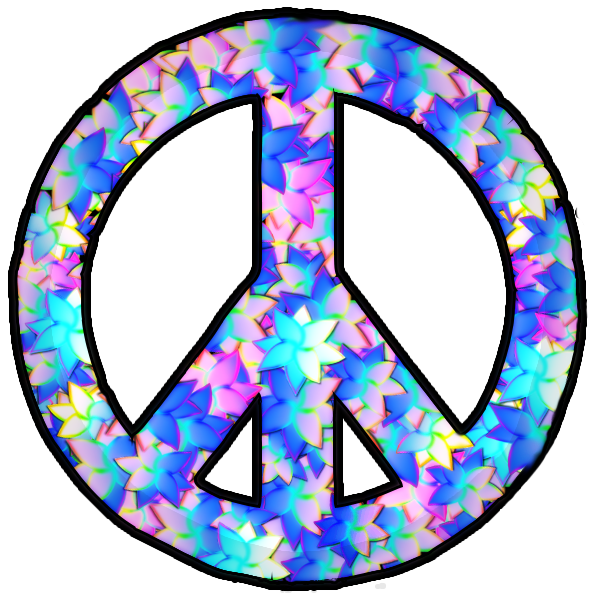 Peace clipart independence day. Symbols hippie clip art