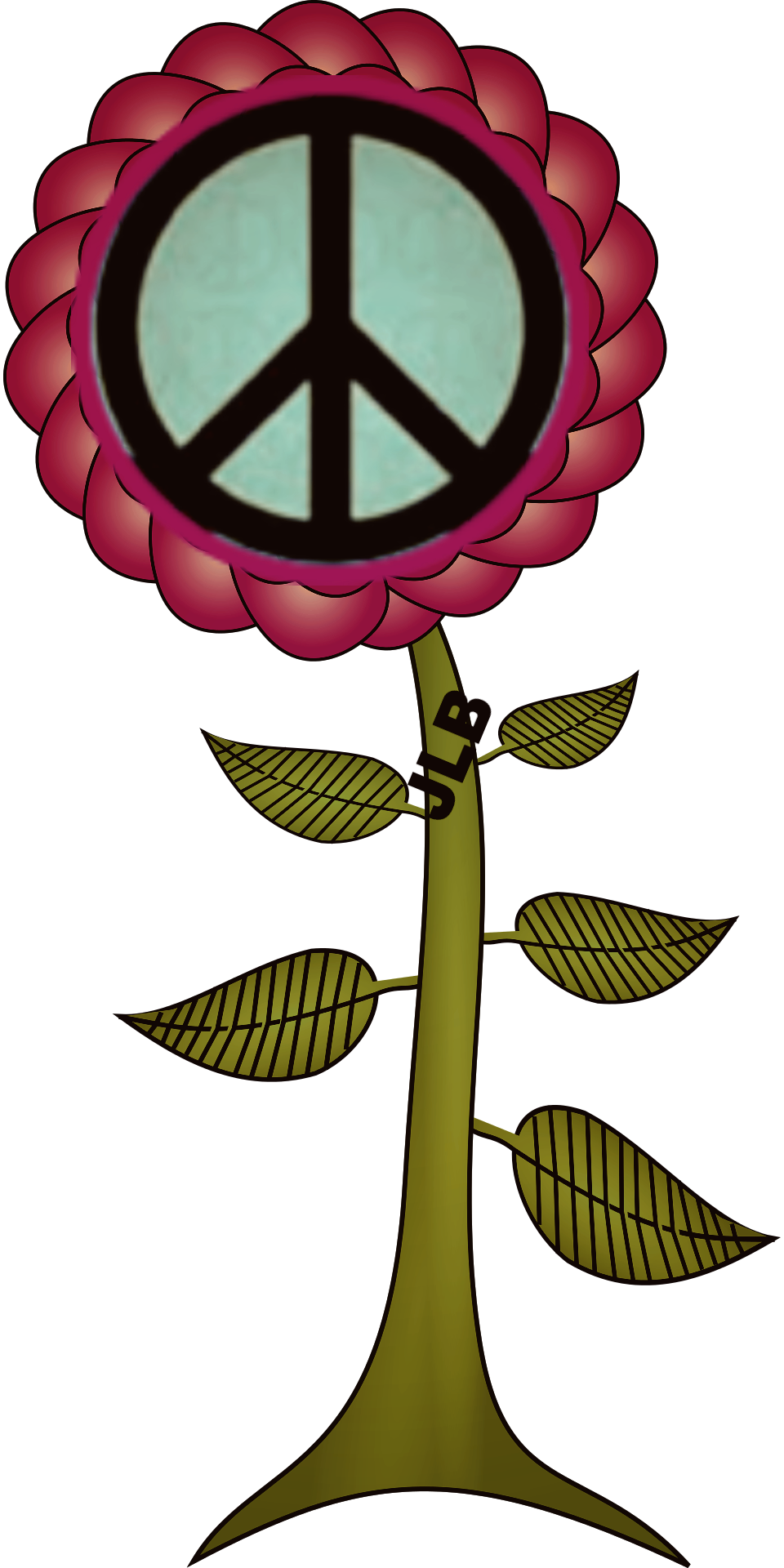 Pin by jessie on. Hippie clipart feeling groovy