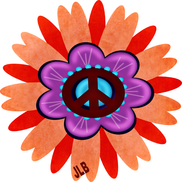 Hippie clipart flower child. Pin by doug h
