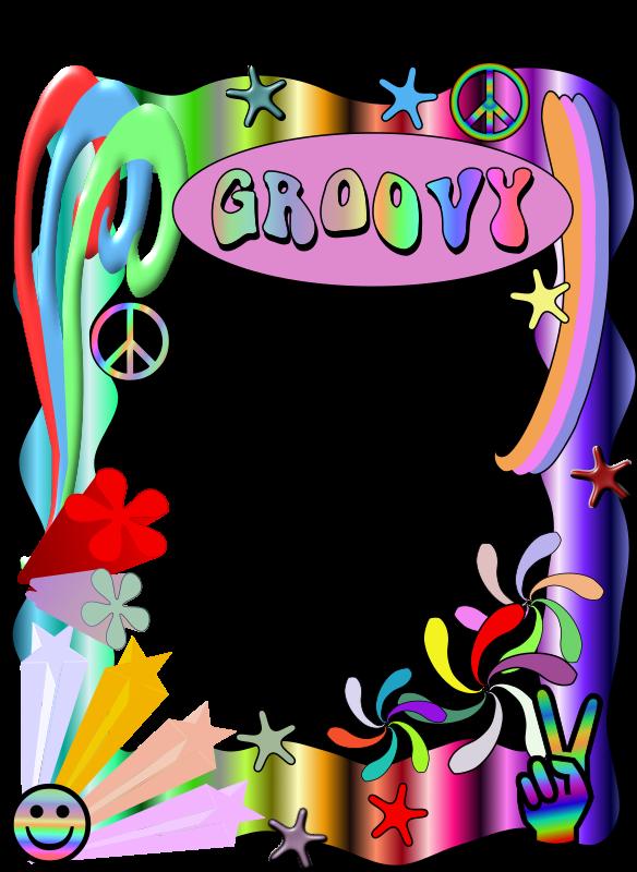 Hippie clipart nihilism. Hippies border free on