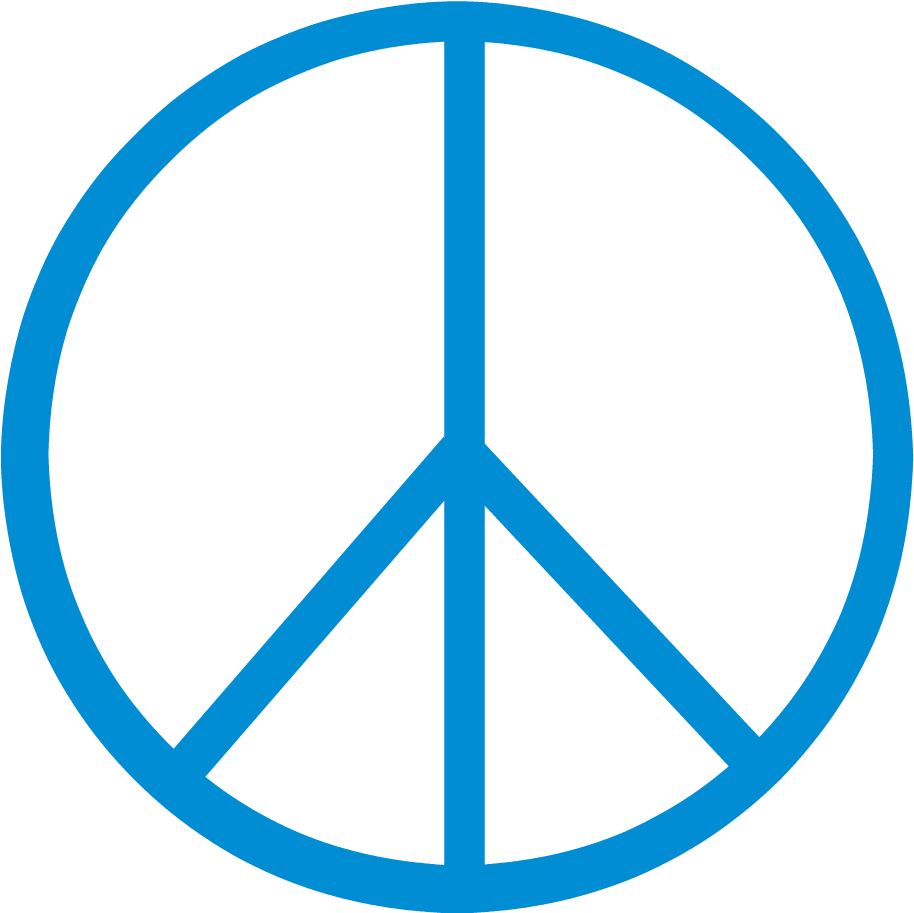 The naked hippies way. Hippie clipart peace quiet