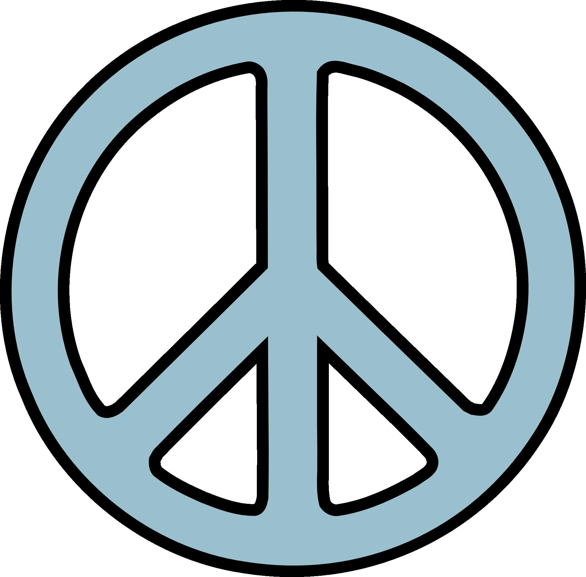 Peace clipart peace quiet. Signs clip art free