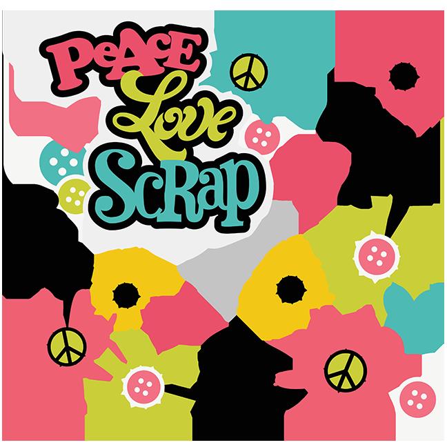 Peace love scrap cuttable. Hippie clipart svg
