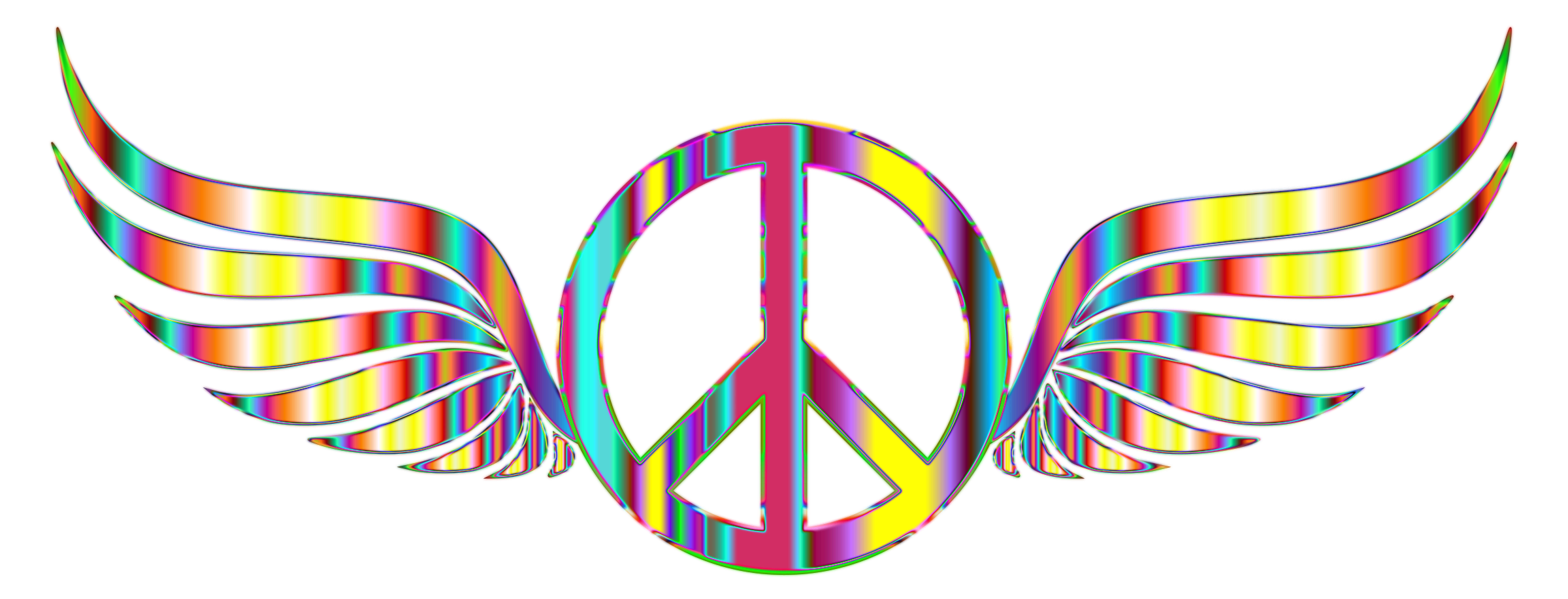 Sign free on dumielauxepices. Peace clipart hippie