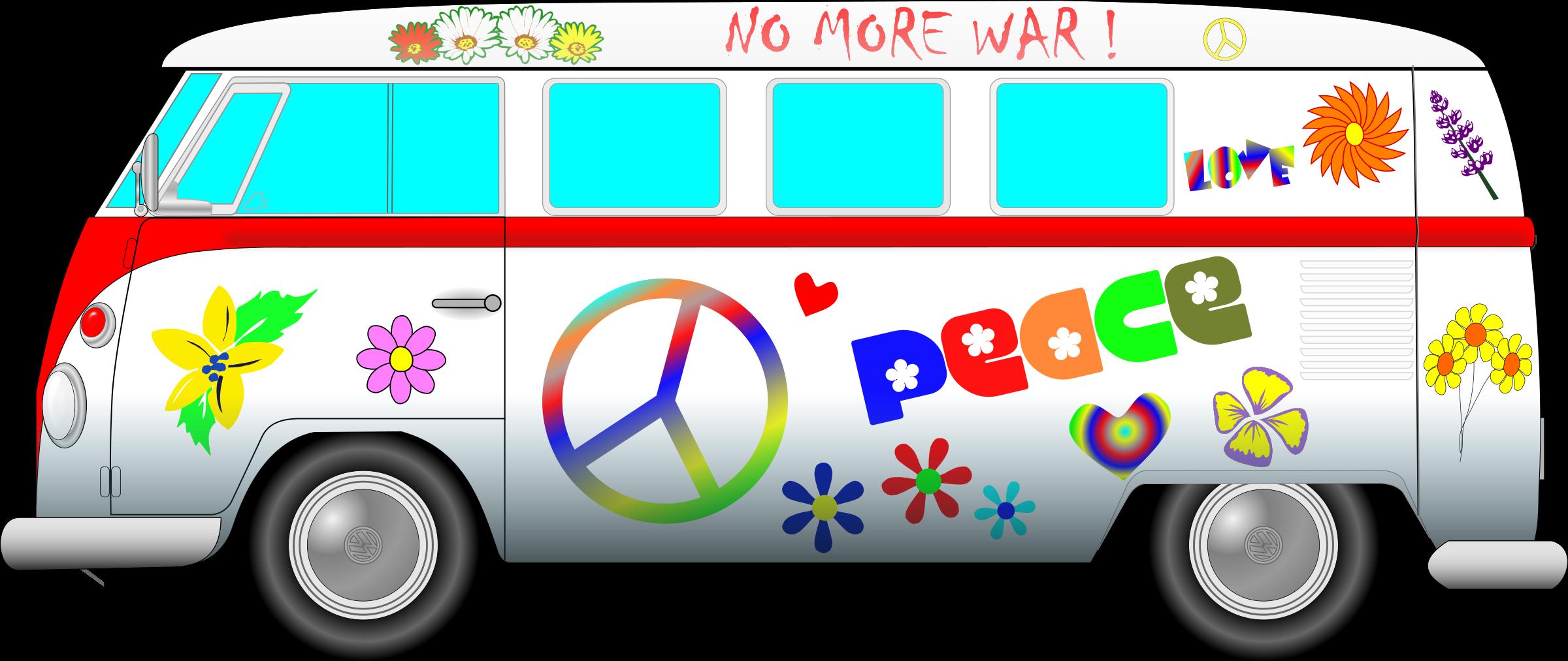 Minivan clipart bus vw. Van big image png