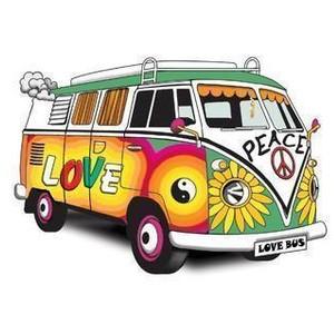 Hippie clipart van. Free cliparts download clip