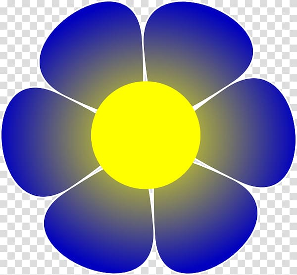 Blue and power art. Hippie clipart yellow green flower